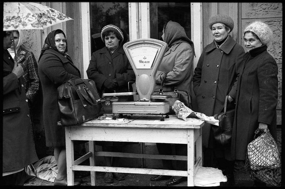 Социалистическая реальность в документальных фотографиях Владимира Воробьева 38