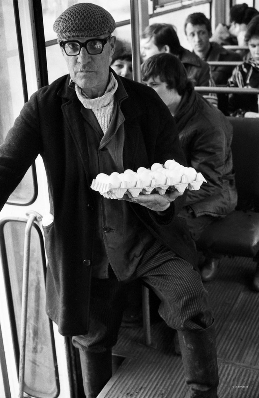 Социалистическая реальность в документальных фотографиях Владимира Воробьева 41
