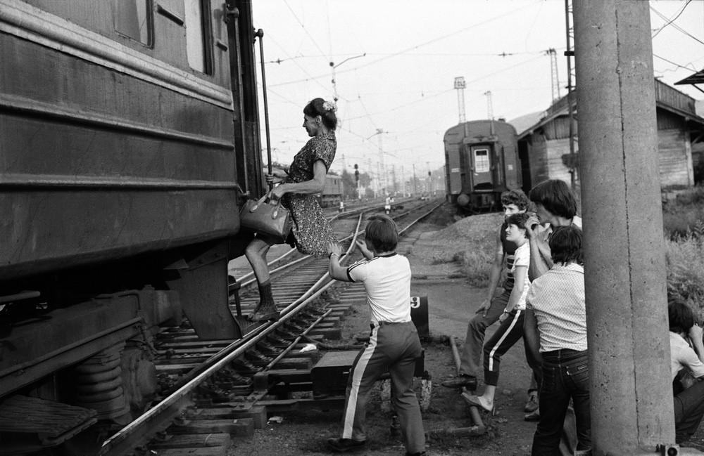 Социалистическая реальность в документальных фотографиях Владимира Воробьева 42