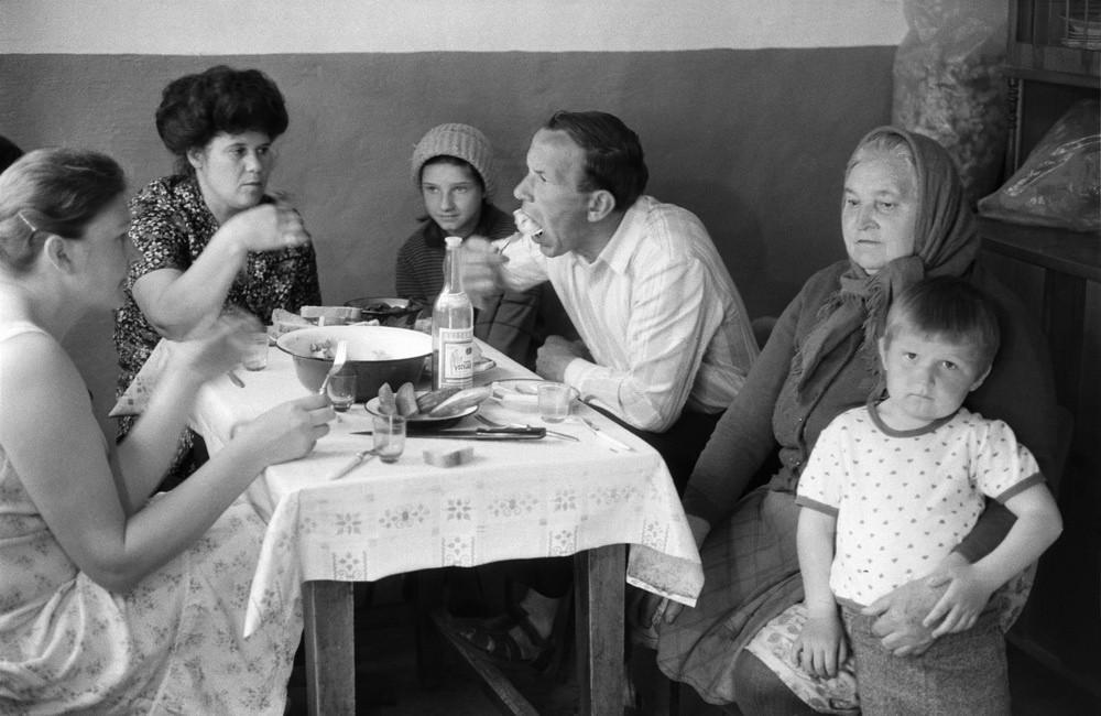 Социалистическая реальность в документальных фотографиях Владимира Воробьева 44