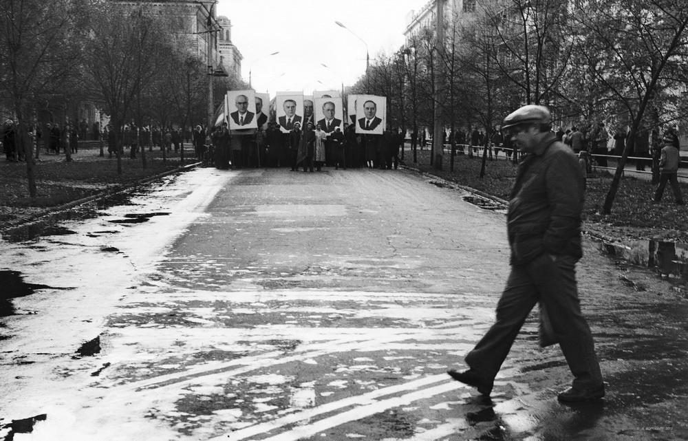 Социалистическая реальность в документальных фотографиях Владимира Воробьева 46