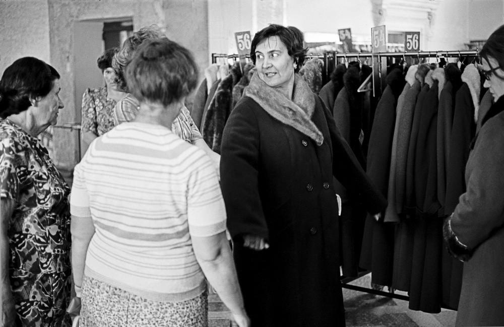 Социалистическая реальность в документальных фотографиях Владимира Воробьева 48