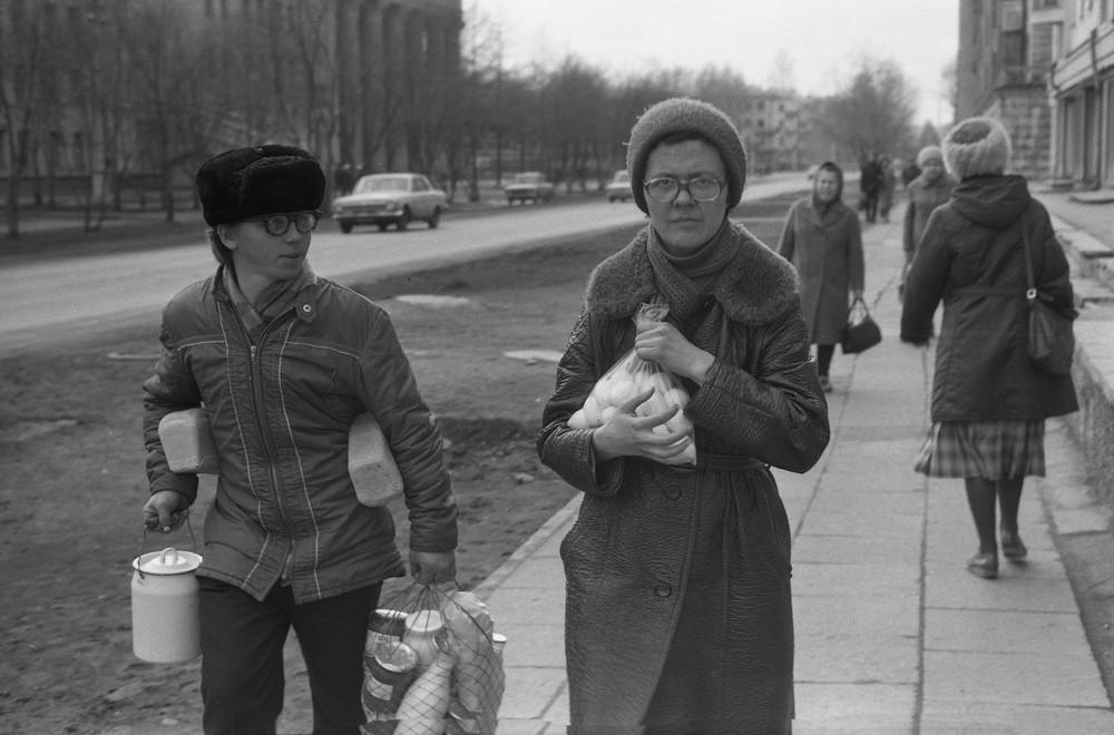 Социалистическая реальность в документальных фотографиях Владимира Воробьева 50