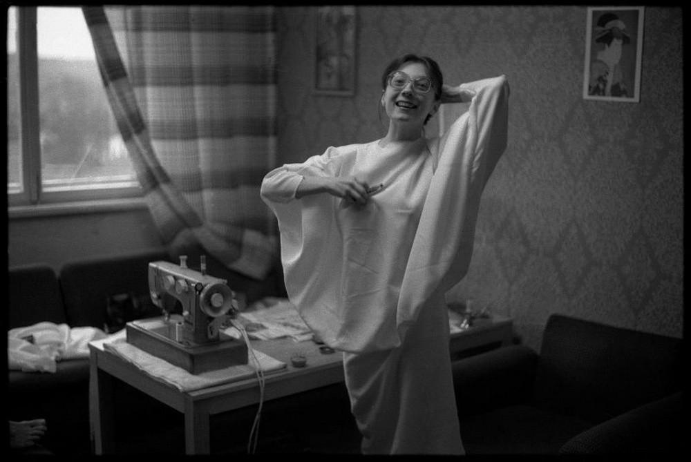 Социалистическая реальность в документальных фотографиях Владимира Воробьева 52