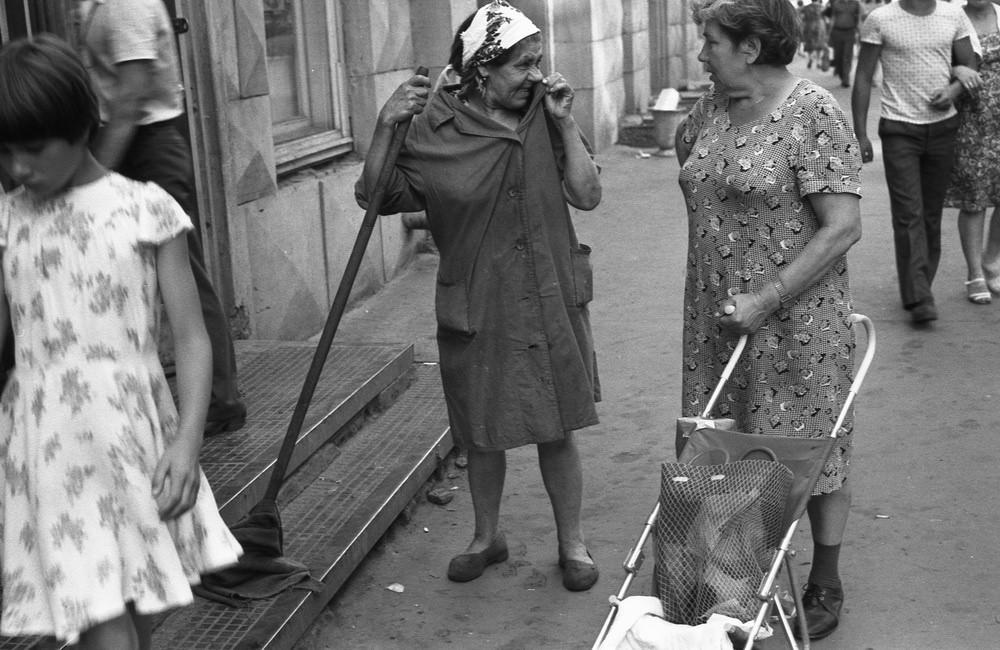 Социалистическая реальность в документальных фотографиях Владимира Воробьева 53
