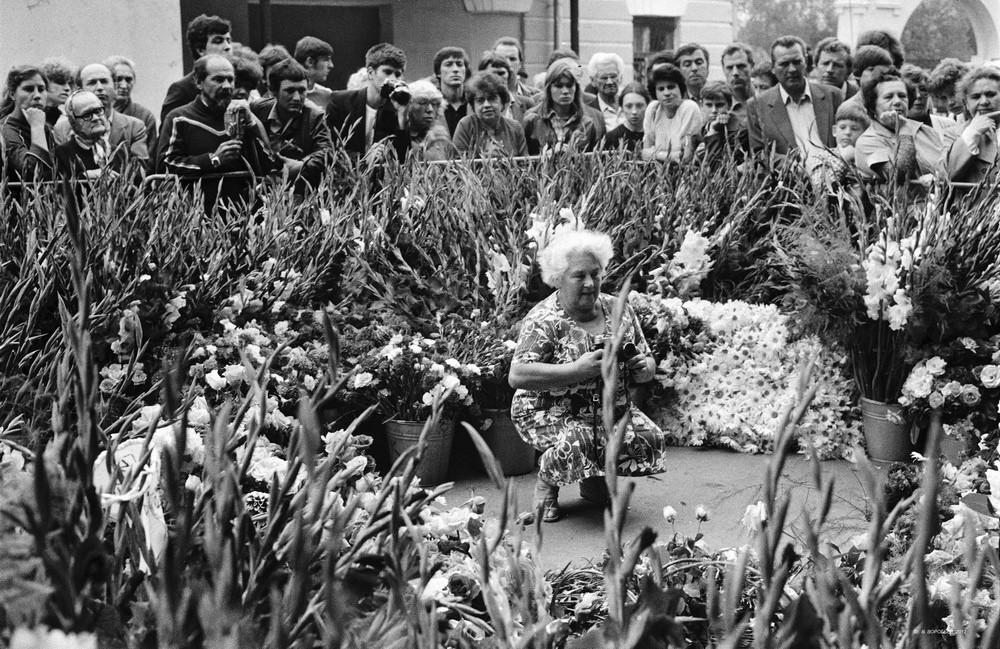 Социалистическая реальность в документальных фотографиях Владимира Воробьева 6