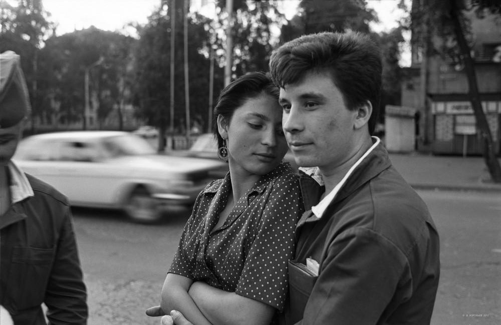 Социалистическая реальность в документальных фотографиях Владимира Воробьева 60