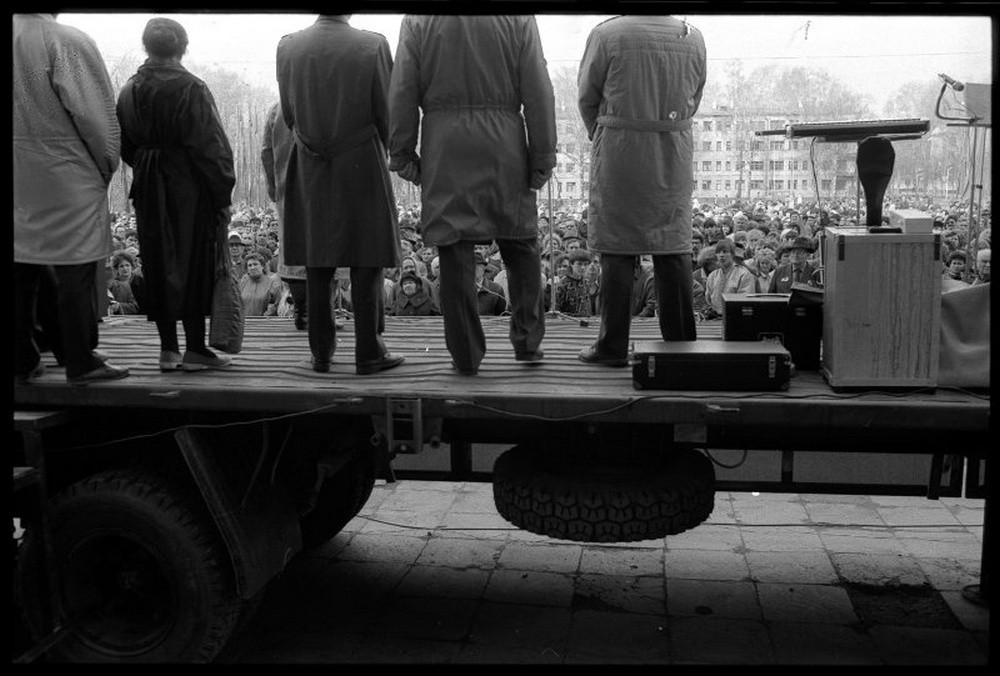 Социалистическая реальность в документальных фотографиях Владимира Воробьева 61