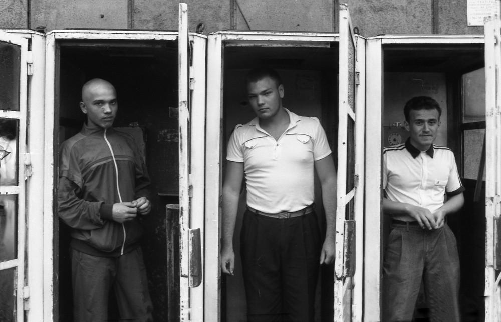 Социалистическая реальность в документальных фотографиях Владимира Воробьева 62