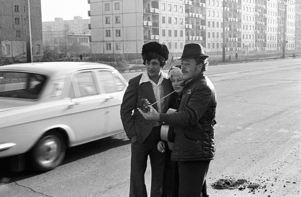 Социалистическая реальность в документальных фотографиях Владимира Воробьева 66