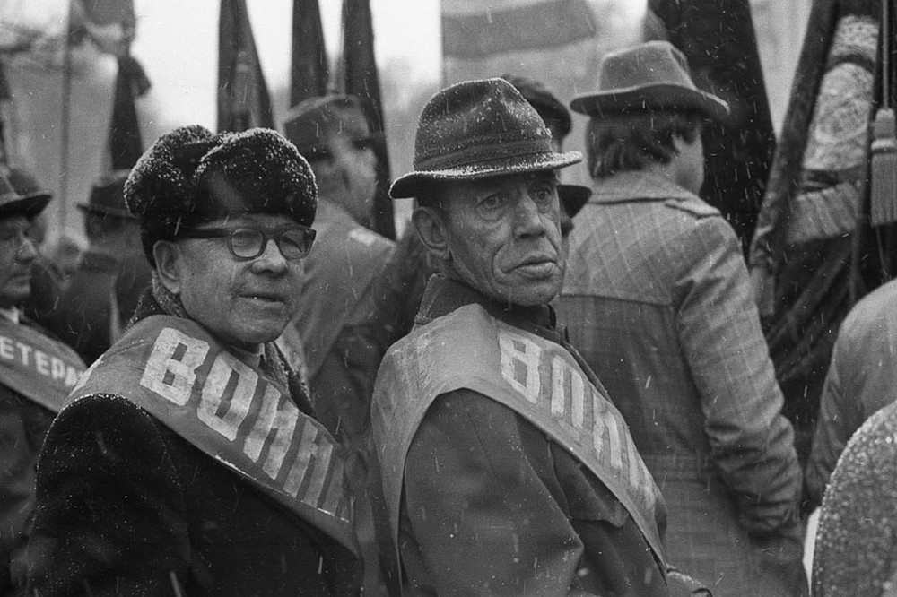Социалистическая реальность в документальных фотографиях Владимира Воробьева 68