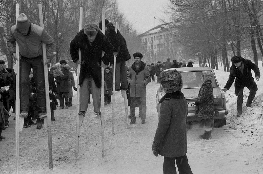 Социалистическая реальность в документальных фотографиях Владимира Воробьева 69