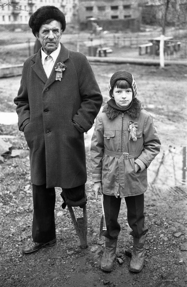 Социалистическая реальность в документальных фотографиях Владимира Воробьева 7