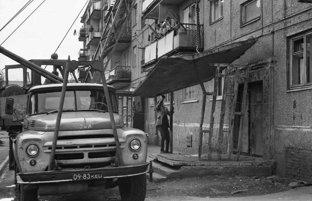 Социалистическая реальность в документальных фотографиях Владимира Воробьева 73