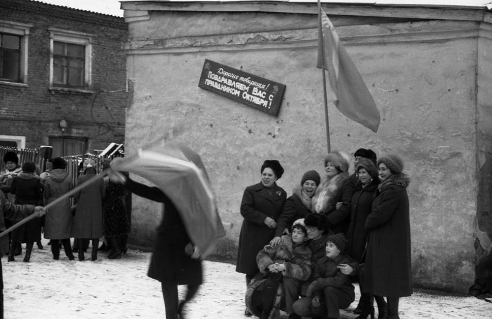 Социалистическая реальность в документальных фотографиях Владимира Воробьева 74