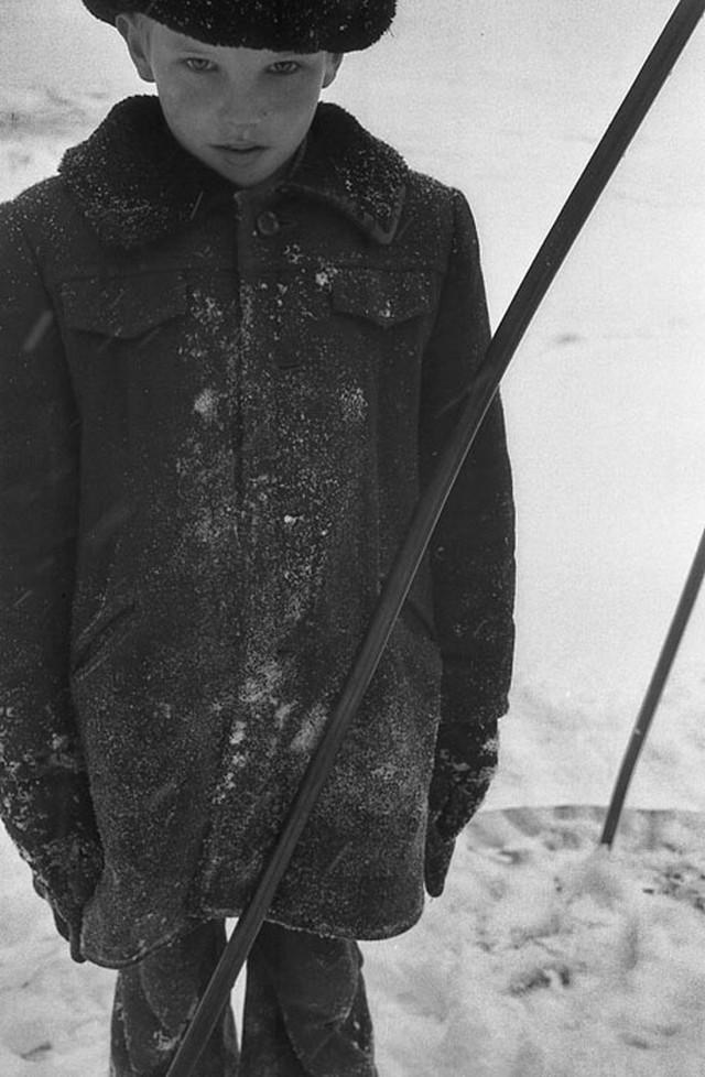 Социалистическая реальность в документальных фотографиях Владимира Воробьева 75
