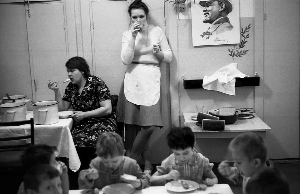 Социалистическая реальность в документальных фотографиях Владимира Воробьева 77