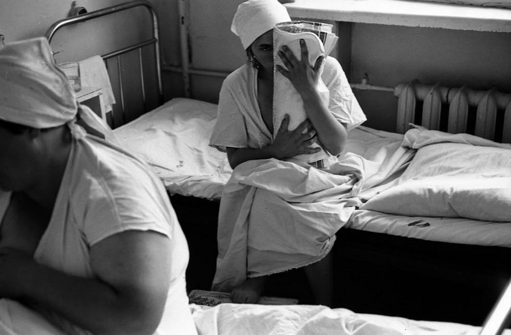 Социалистическая реальность в документальных фотографиях Владимира Воробьева 78