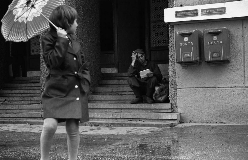 Социалистическая реальность в документальных фотографиях Владимира Воробьева 79