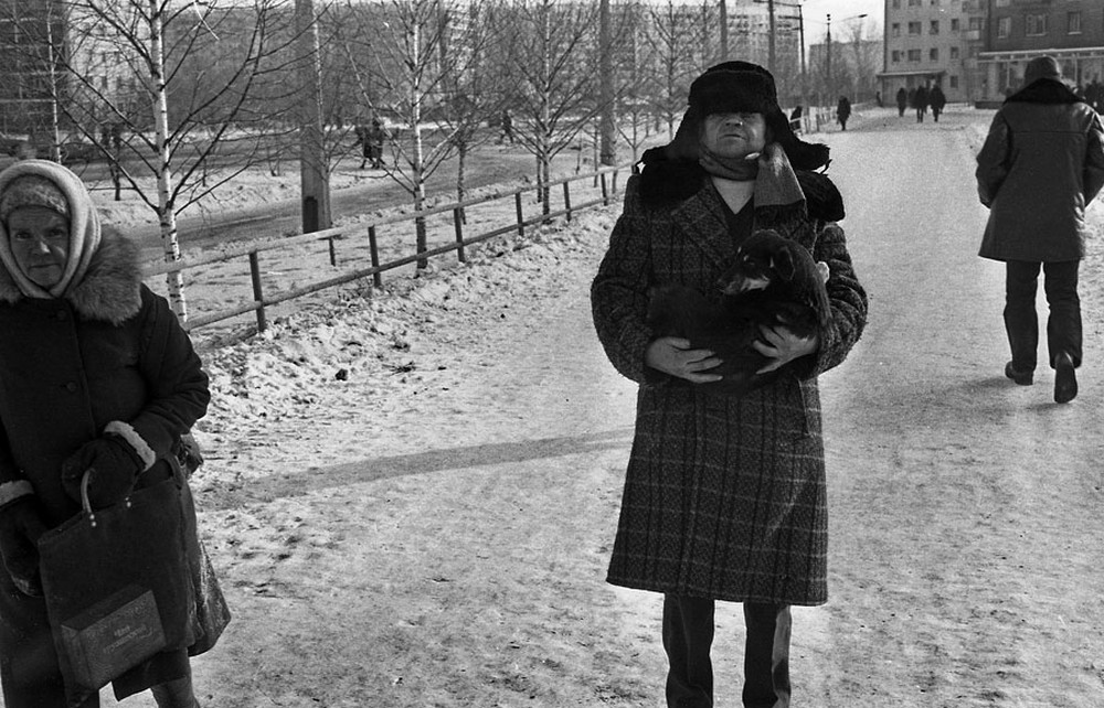 Социалистическая реальность в документальных фотографиях Владимира Воробьева 80