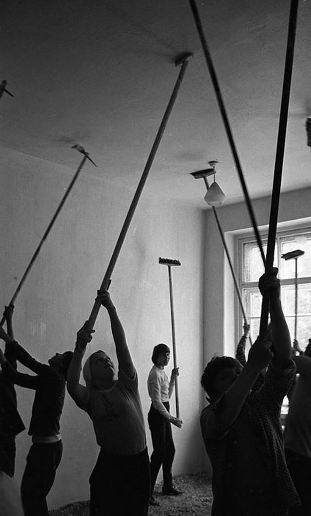 Социалистическая реальность в документальных фотографиях Владимира Воробьева 81