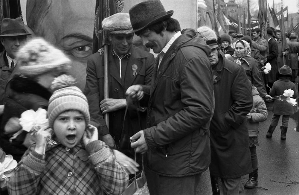 Социалистическая реальность в документальных фотографиях Владимира Воробьева 83