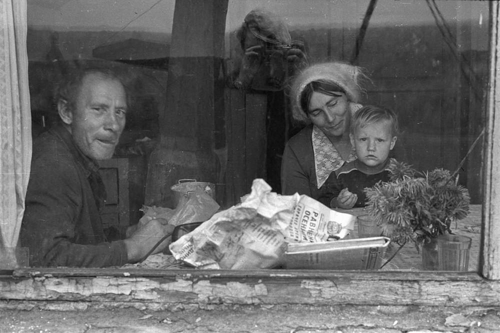 Социалистическая реальность в документальных фотографиях Владимира Воробьева 85