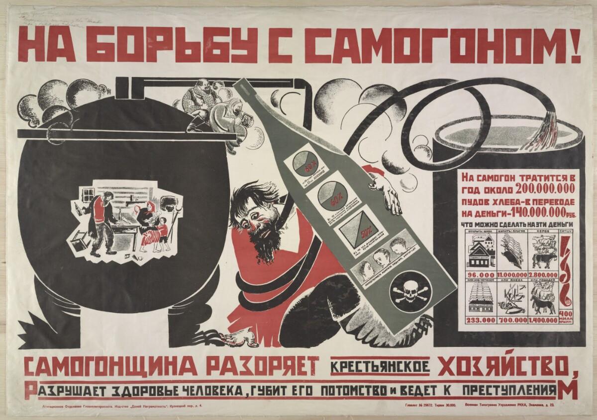 Плакаты с коммунистической идеологией 1919-1989 годов 73