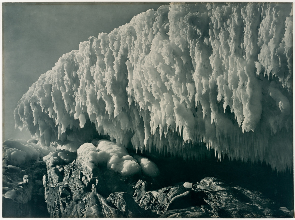 Первая Австралийская антарктическая экспедиция в фотографиях Фрэнка Хёрли 1911-1914 10