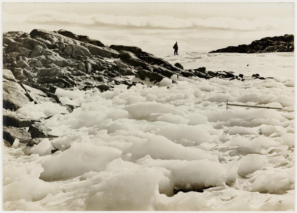 Первая Австралийская антарктическая экспедиция в фотографиях Фрэнка Хёрли 1911-1914 2