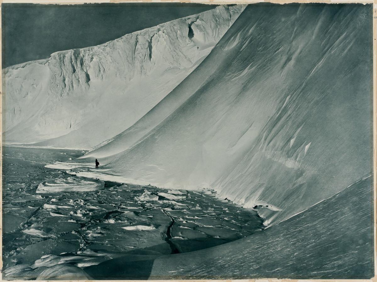Первая Австралийская антарктическая экспедиция в фотографиях Фрэнка Хёрли 1911-1914 24