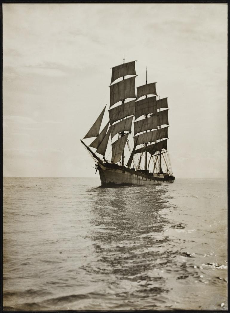 Первая Австралийская антарктическая экспедиция в фотографиях Фрэнка Хёрли 1911-1914 27