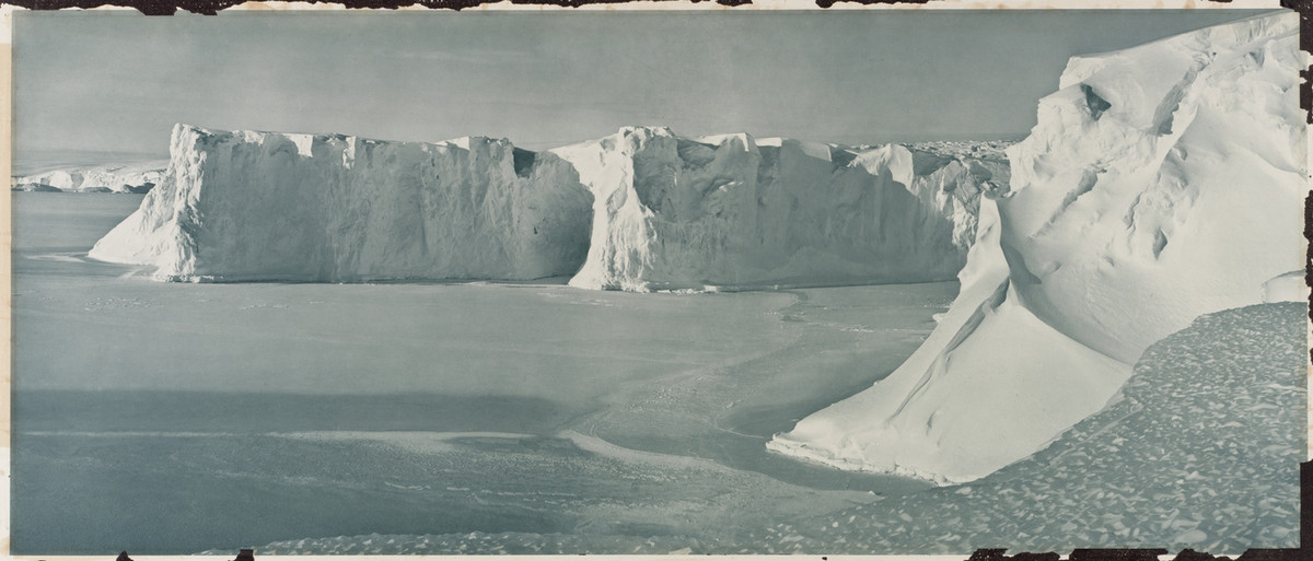 Первая Австралийская антарктическая экспедиция в фотографиях Фрэнка Хёрли 1911-1914 9