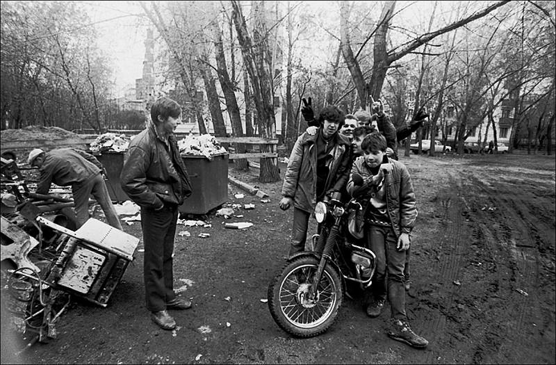 «Позирующие». Фотограф Владимир Жаров 34