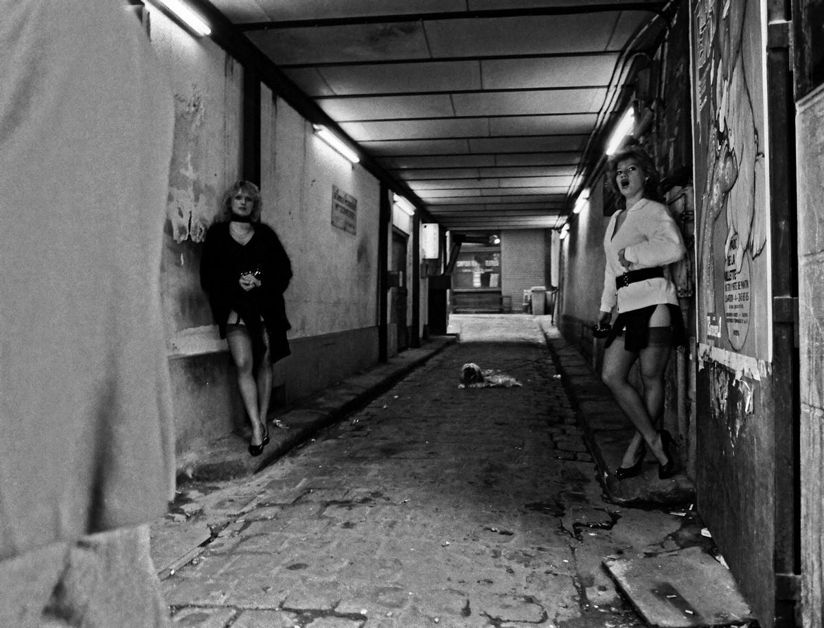 Фото проституток парижа — 2