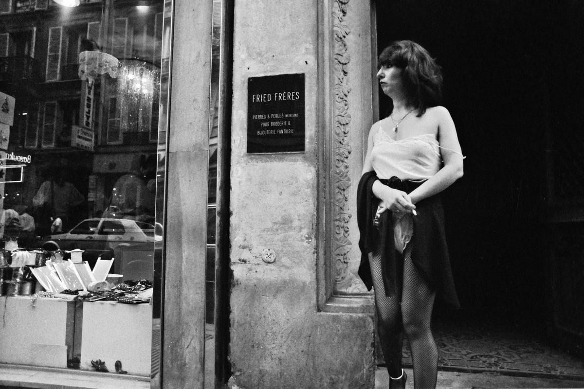 борделях в проститутки парижа
