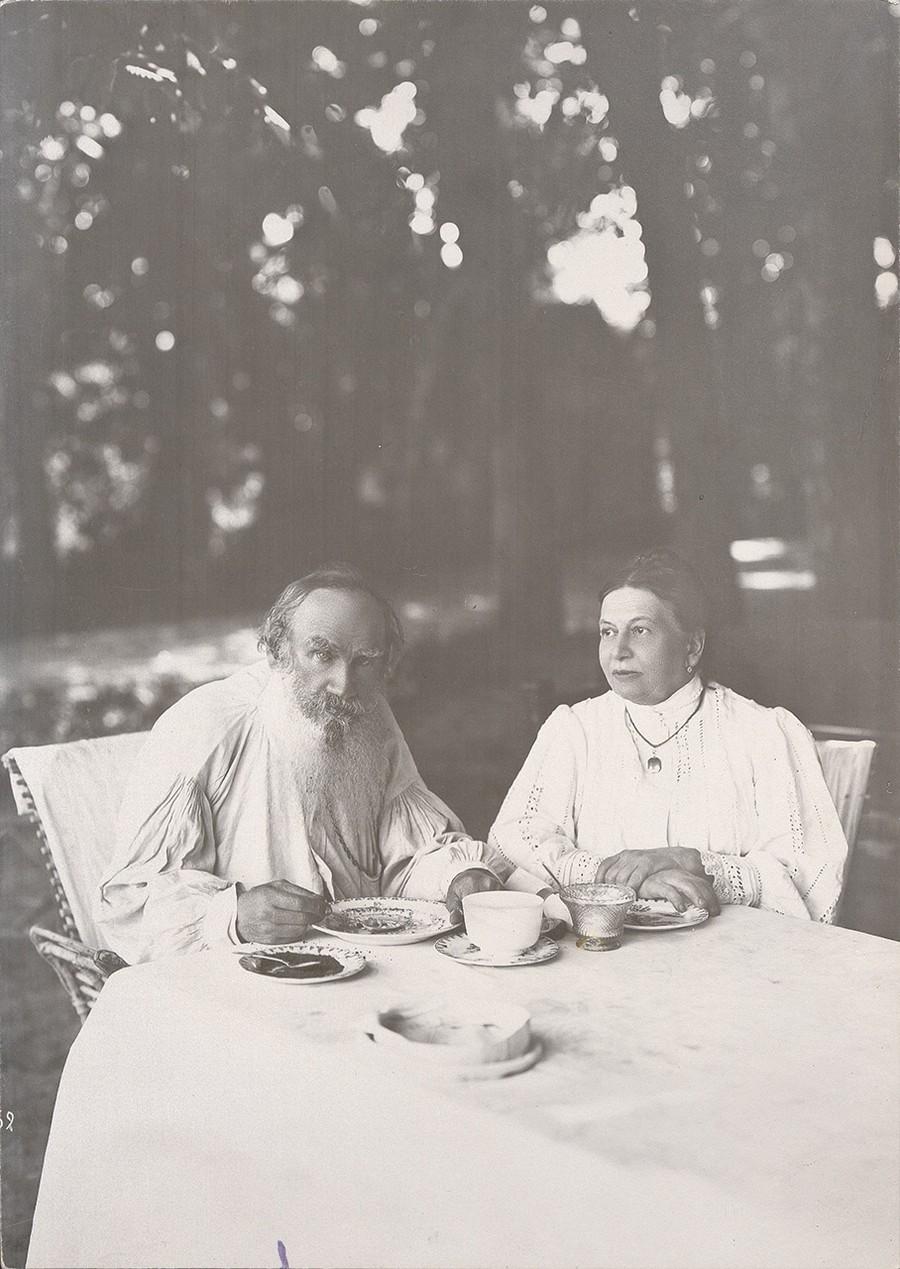 Lev Tolstoy arhiv foto 2