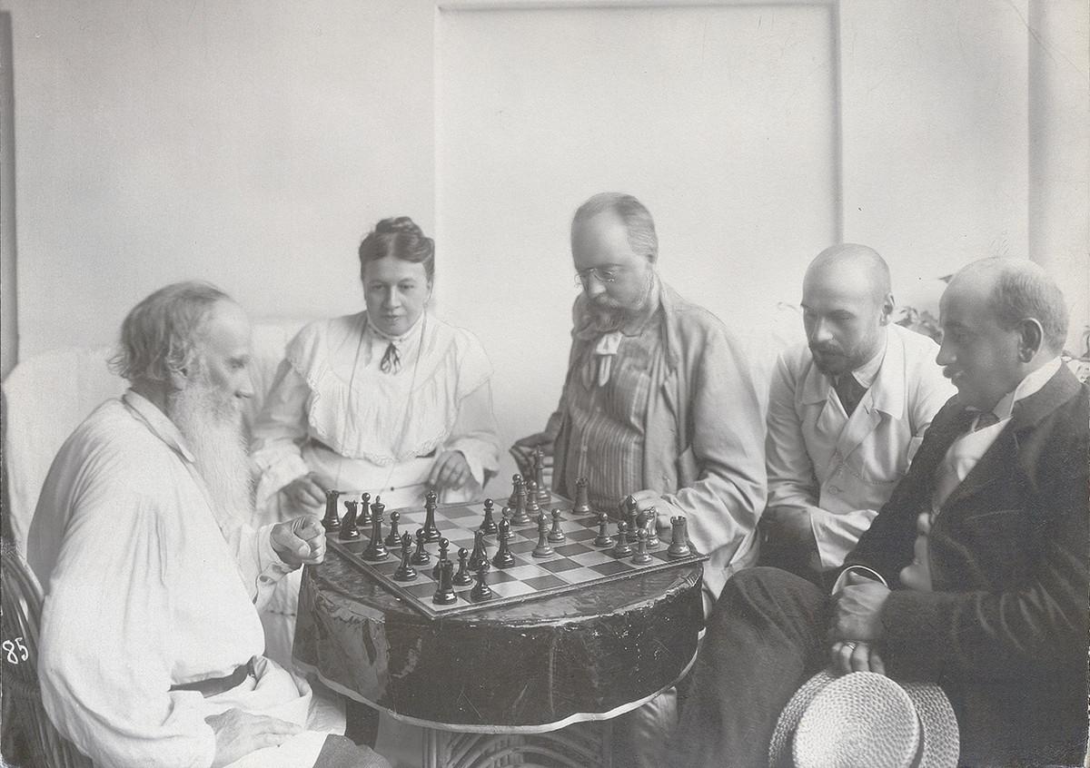Lev Tolstoy arhiv foto 3