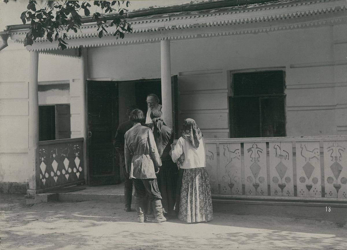 Lev Tolstoy arhiv foto 4