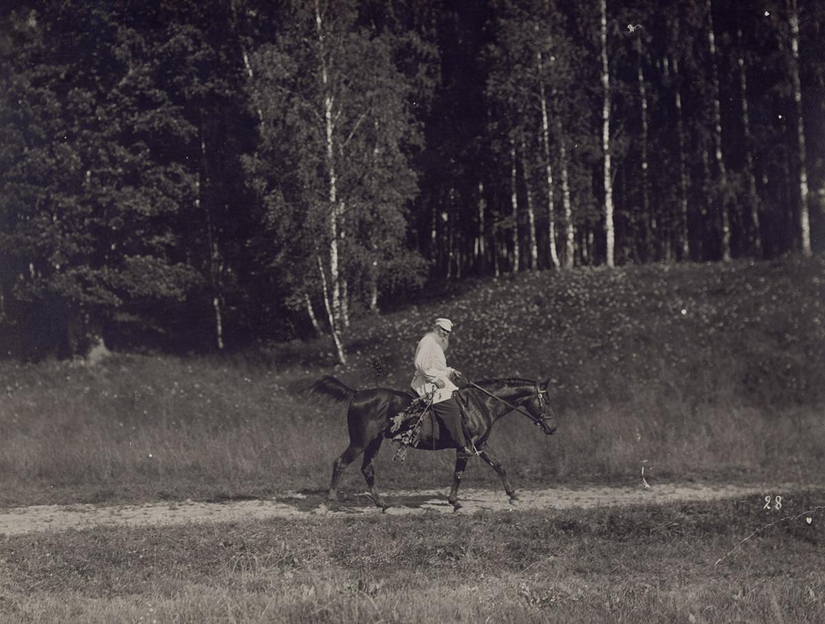 Lev Tolstoy arhiv foto 6