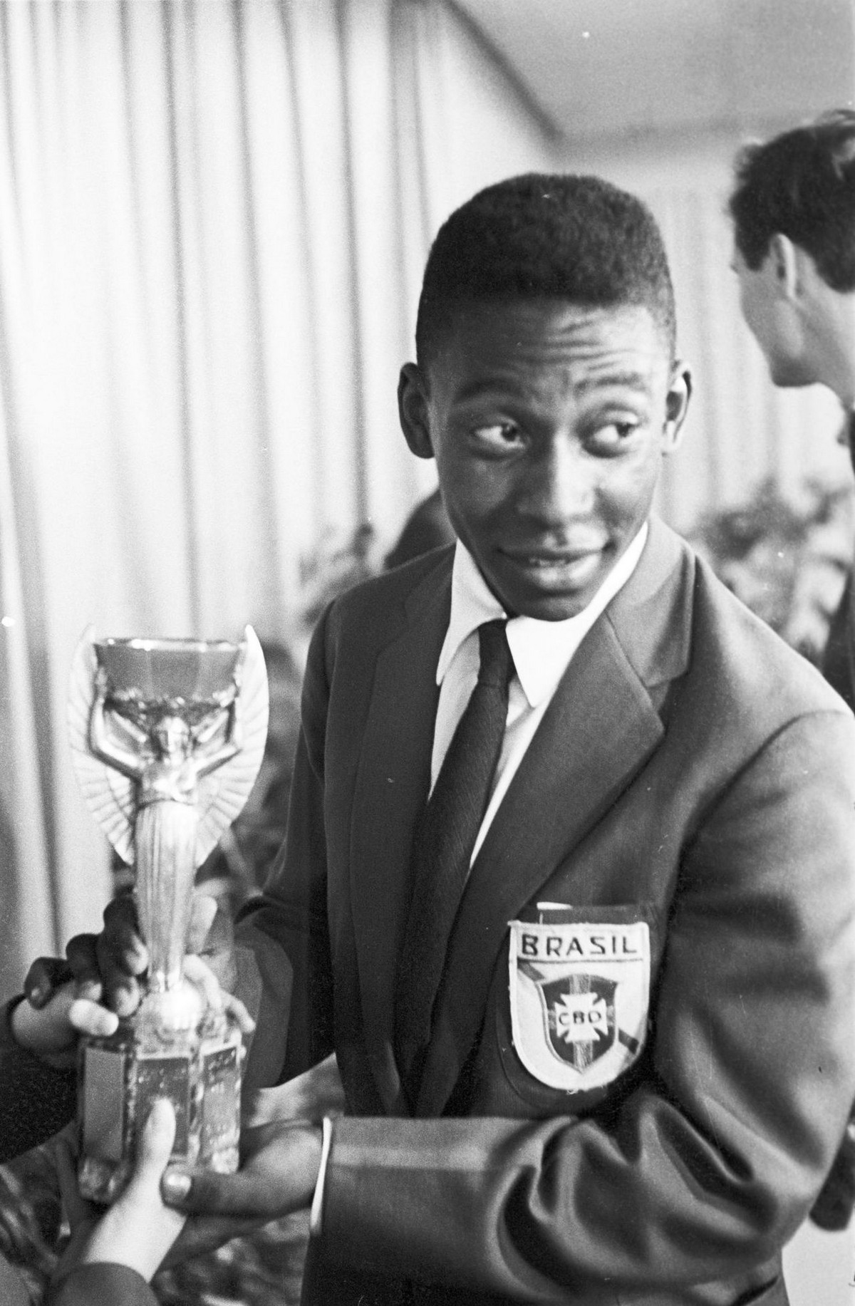История Короля футбола: как Пеле стал звездой чемпионата мира 18