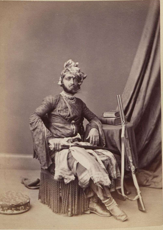 Albom fotografii indiiskih vzgliadov liudei 1
