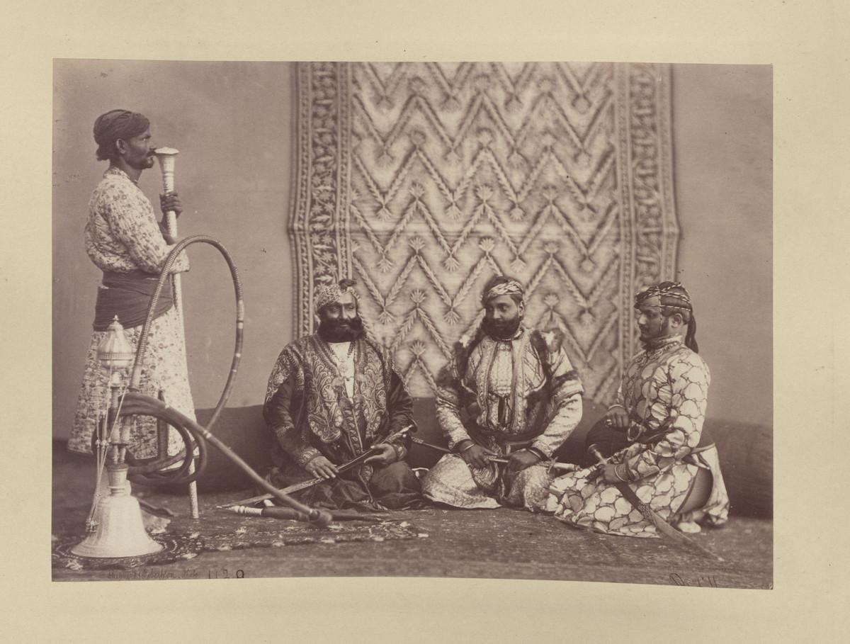 Albom fotografii indiiskoi arhitektury vzgliadov liudei 13