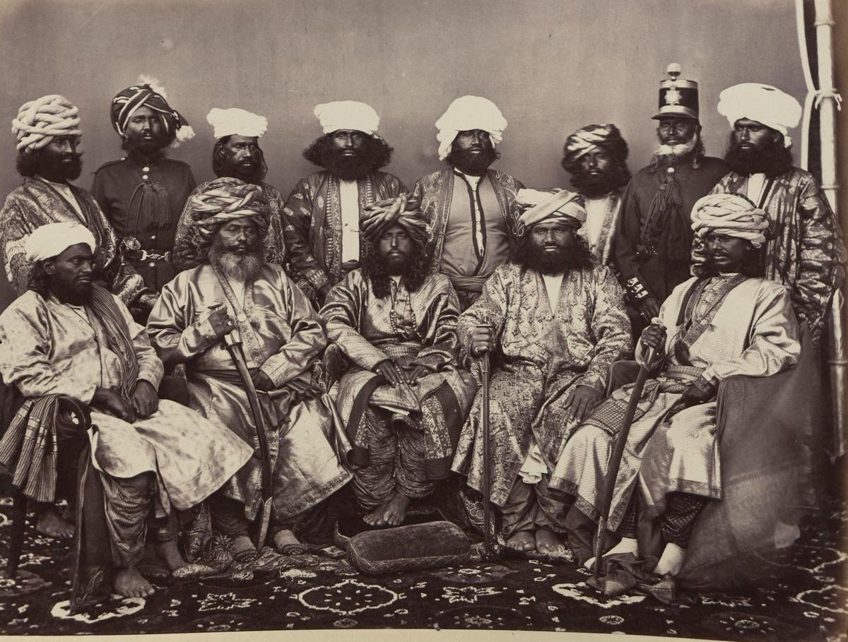 Albom fotografii indiiskoi arhitektury vzgliadov liudei 3