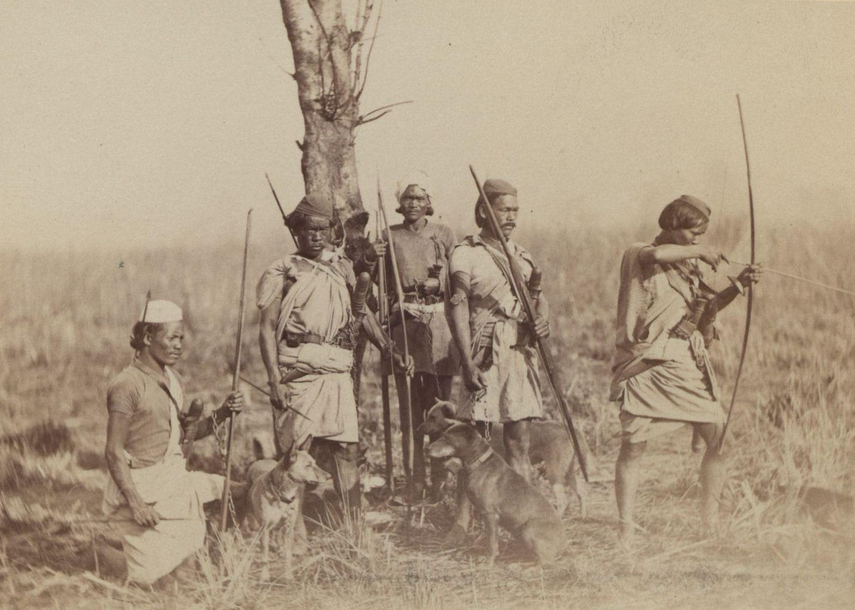 Albom fotografii indiiskoi arhitektury vzgliadov liudei 34
