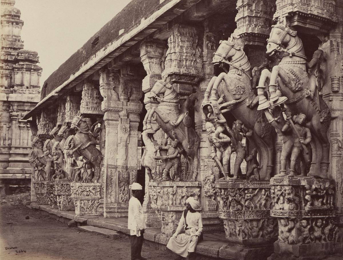 Albom fotografii indiiskoi arhitektury vzgliadov liudei 93