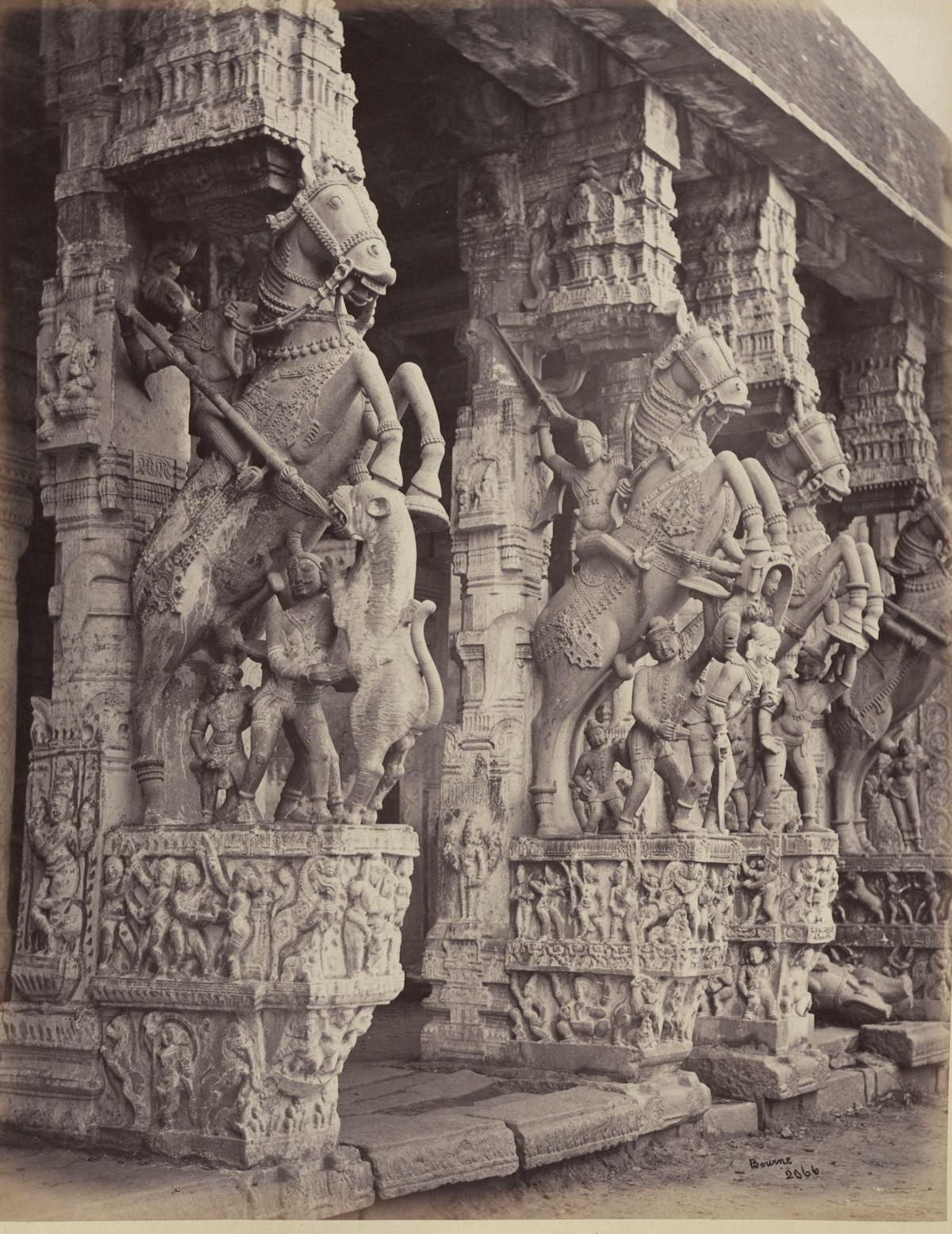 Albom fotografii indiiskoi arhitektury vzgliadov liudei 94