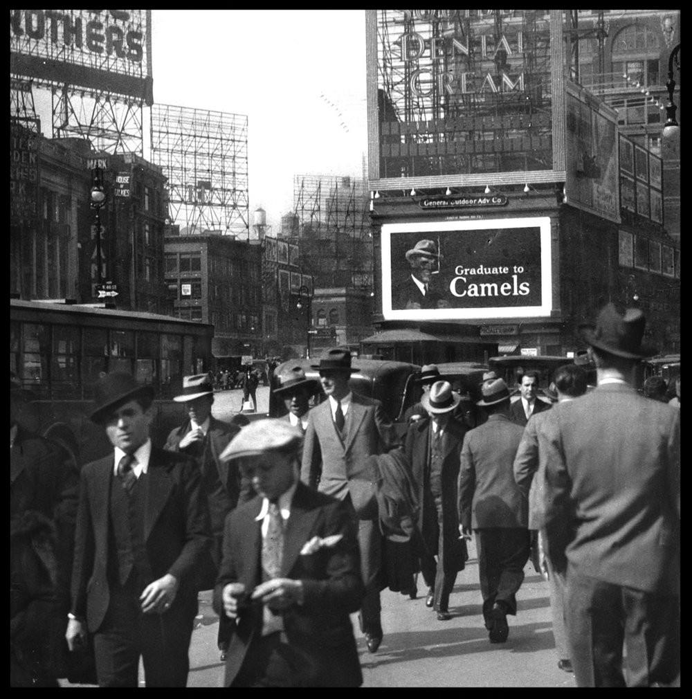 """Онлайн-арÑив: энергичный Ð´ÑƒÑ ÑÑ'арого Нью-Йорка в ретро Ñ""""оÑ'ограÑ""""Ð¸ÑÑ Ñ Ð±Ð»Ð¾ÑˆÐ¸Ð½Ñ‹Ñ Ñ€Ñ‹Ð½ÐºÐ¾Ð² 33"""