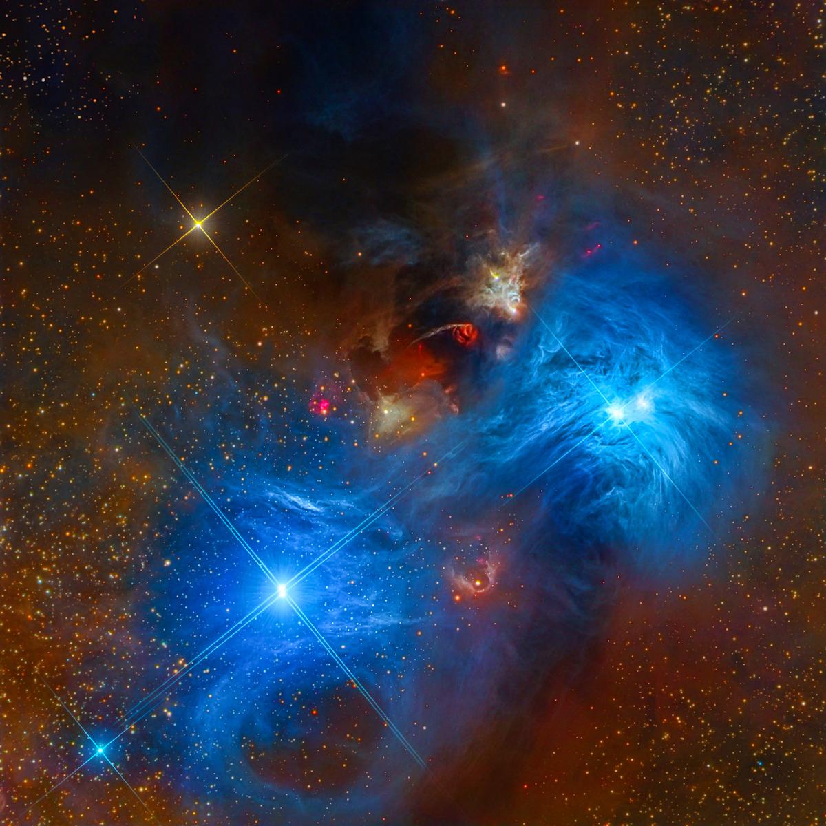 Захватывающий шорт-лист лучших астрономических фотографий года list28