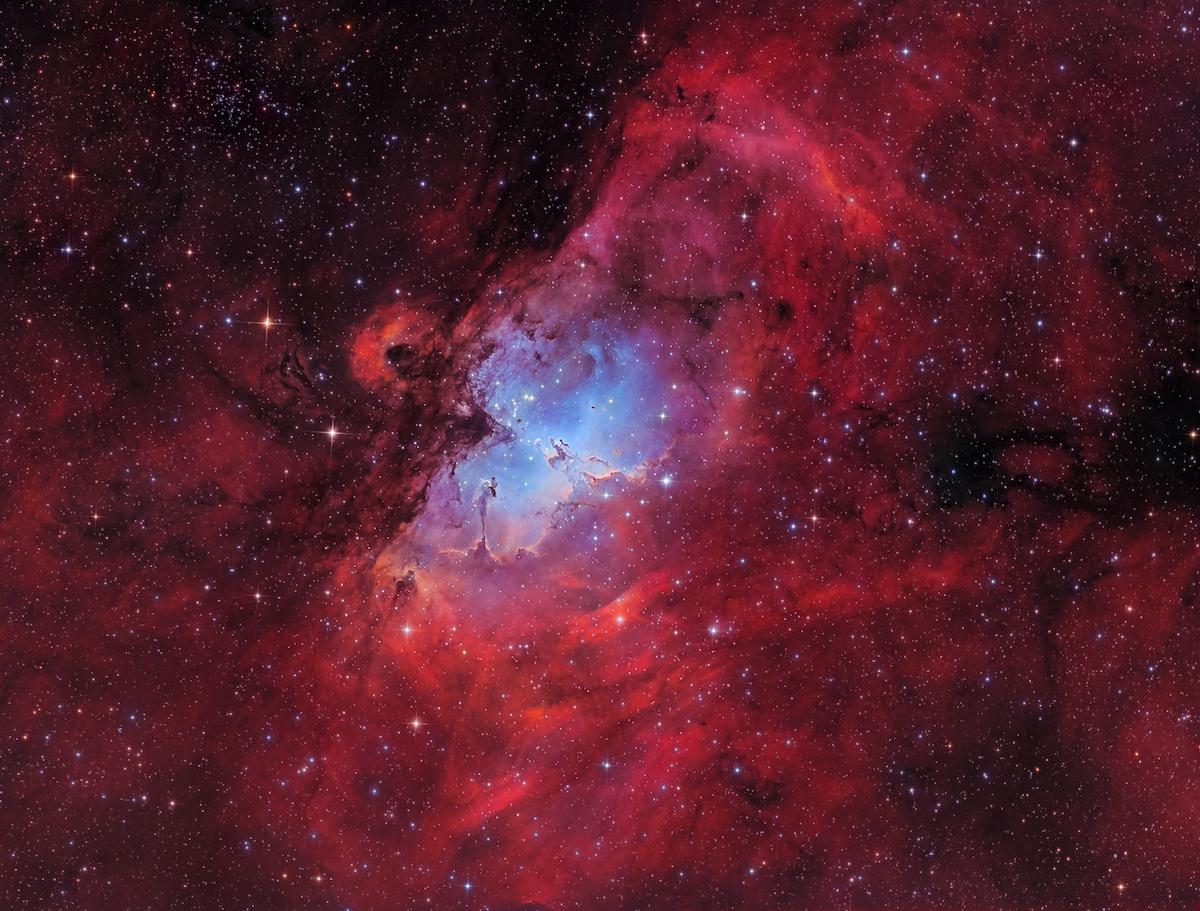 Захватывающий шорт-лист лучших астрономических фотографий года list31